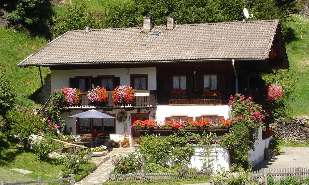 Cercate appartamenti in Val Passiria?