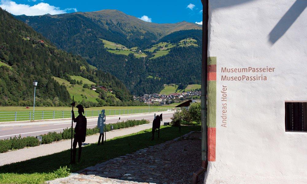 La Val Passiria in Alto Adige ha molto da offrire