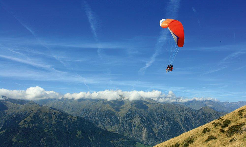 Bergurlaub in Südtirol - ein Sommer voller Abenteuer