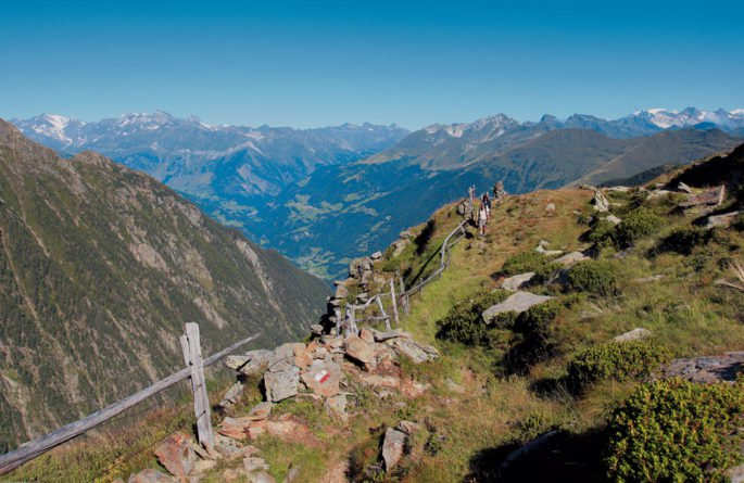 Wandern im Passeiertal ist eine tolle Idee für den Herbst