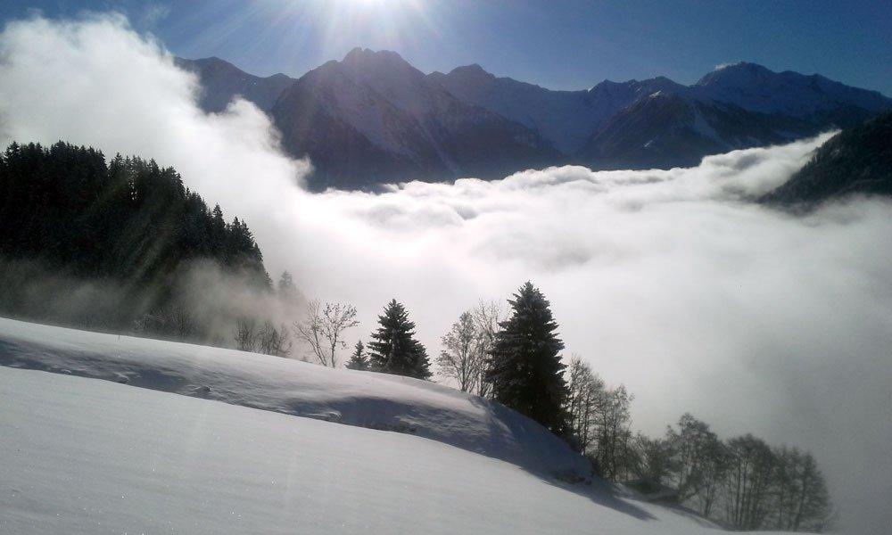 Winterurlaub im Passeiertal / Südtirol: Besuchen Sie den Jogglanderhof